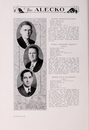Alexandria High School - Alecko Yearbook (Alexandria, VA) online yearbook collection, 1928 Edition, Page 24