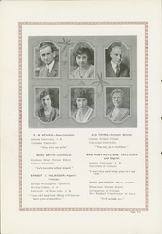 Page 12, 1924 Edition, Alexandria Monroe High School - Spectrum Yearbook (Alexandria, IN) online yearbook collection