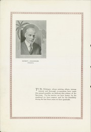 Page 6, 1924 Edition, Alexandria Monroe High School - Spectrum Yearbook (Alexandria, IN) online yearbook collection