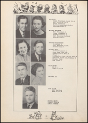Page 16, 1938 Edition, Alexandria Monroe High School - Spectrum Yearbook (Alexandria, IN) online yearbook collection