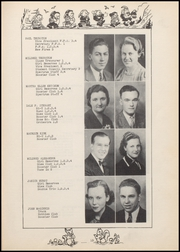 Page 17, 1938 Edition, Alexandria Monroe High School - Spectrum Yearbook (Alexandria, IN) online yearbook collection