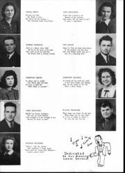Page 12, 1941 Edition, Alexandria Monroe High School - Spectrum Yearbook (Alexandria, IN) online yearbook collection