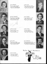 Page 16, 1941 Edition, Alexandria Monroe High School - Spectrum Yearbook (Alexandria, IN) online yearbook collection
