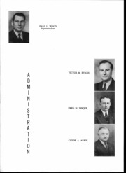 Page 6, 1941 Edition, Alexandria Monroe High School - Spectrum Yearbook (Alexandria, IN) online yearbook collection
