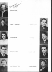 Page 8, 1941 Edition, Alexandria Monroe High School - Spectrum Yearbook (Alexandria, IN) online yearbook collection