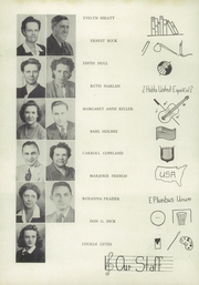 Page 10, 1947 Edition, Alexandria Monroe High School - Spectrum Yearbook (Alexandria, IN) online yearbook collection