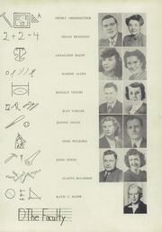Page 11, 1947 Edition, Alexandria Monroe High School - Spectrum Yearbook (Alexandria, IN) online yearbook collection