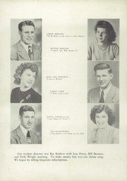 Page 16, 1947 Edition, Alexandria Monroe High School - Spectrum Yearbook (Alexandria, IN) online yearbook collection