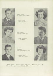 Page 17, 1947 Edition, Alexandria Monroe High School - Spectrum Yearbook (Alexandria, IN) online yearbook collection