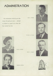 Page 9, 1947 Edition, Alexandria Monroe High School - Spectrum Yearbook (Alexandria, IN) online yearbook collection