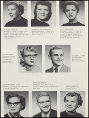Page 12, 1957 Edition, Alexandria Monroe High School - Spectrum Yearbook (Alexandria, IN) online yearbook collection