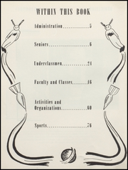 Page 8, 1957 Edition, Alexandria Monroe High School - Spectrum Yearbook (Alexandria, IN) online yearbook collection