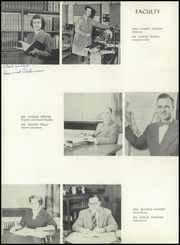 Page 10, 1955 Edition, Alexis I DuPont High School - Alexis Yearbook (Wilmington, DE) online yearbook collection