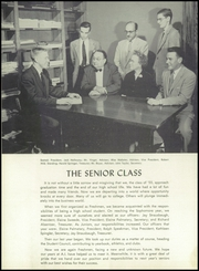 Page 14, 1955 Edition, Alexis I DuPont High School - Alexis Yearbook (Wilmington, DE) online yearbook collection