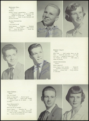Page 17, 1955 Edition, Alexis I DuPont High School - Alexis Yearbook (Wilmington, DE) online yearbook collection