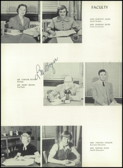 Page 8, 1955 Edition, Alexis I DuPont High School - Alexis Yearbook (Wilmington, DE) online yearbook collection