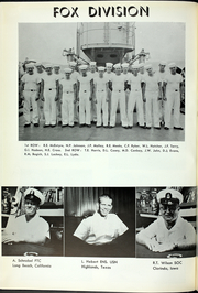 Alfred A Cunningham (DD 752) - Naval Cruise Book online yearbook collection, 1959 Edition, Page 12