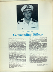 Page 11, 1967 Edition, Alfred A Cunningham (DD 752) - Naval Cruise Book online yearbook collection