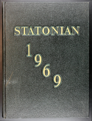 Alfred State College - Statonian Yearbook (Alfred, NY) online yearbook collection, 1969 Edition, Cover