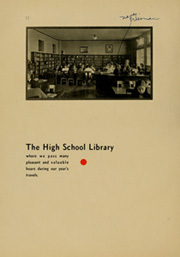 Alhambra High School - Alhambran Yearbook (Alhambra, CA) online yearbook collection, 1932 Edition, Page 16