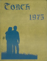 Alhambra High School - Torch Yearbook (Martinez, CA) online yearbook collection, 1975 Edition, Cover