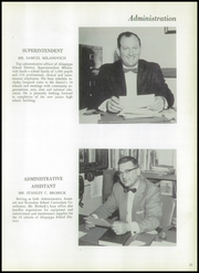Page 15, 1959 Edition, Aliquippa High School - Quippian Yearbook (Aliquippa, PA) online yearbook collection