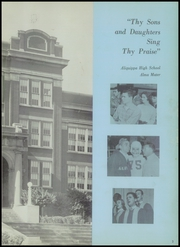 Page 7, 1959 Edition, Aliquippa High School - Quippian Yearbook (Aliquippa, PA) online yearbook collection