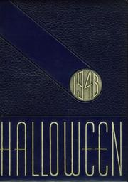 All Hallows High School - Halloween Yearbook (Bronx, NY) online yearbook collection, 1946 Edition, Cover