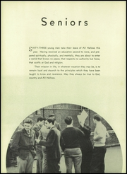 Page 14, 1946 Edition, All Hallows High School - Halloween Yearbook (Bronx, NY) online yearbook collection