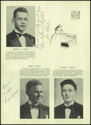 Page 16, 1946 Edition, All Hallows High School - Halloween Yearbook (Bronx, NY) online yearbook collection
