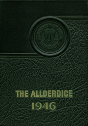 Allderdice High School - Allderdice Yearbook (Pittsburgh, PA) online yearbook collection, 1946 Edition, Cover