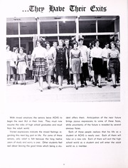Page 10, 1965 Edition, Alleghany County High School - Alcova Yearbook (Covington, VA) online yearbook collection