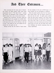 Page 11, 1965 Edition, Alleghany County High School - Alcova Yearbook (Covington, VA) online yearbook collection