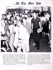 Page 8, 1965 Edition, Alleghany County High School - Alcova Yearbook (Covington, VA) online yearbook collection