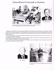 Page 14, 1972 Edition, Alleghany County High School - Alcova Yearbook (Covington, VA) online yearbook collection