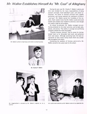Page 16, 1972 Edition, Alleghany County High School - Alcova Yearbook (Covington, VA) online yearbook collection