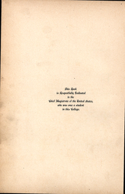 Page 15, 1898 Edition, Allegheny College - Kaldron Yearbook (Meadville, PA) online yearbook collection
