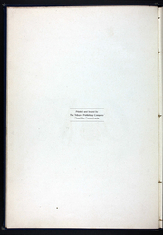 Page 8, 1907 Edition, Allegheny College - Kaldron Yearbook (Meadville, PA) online yearbook collection