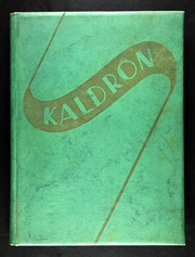 Allegheny College - Kaldron Yearbook (Meadville, PA) online yearbook collection, 1947 Edition, Cover