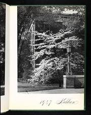 Page 9, 1947 Edition, Allegheny College - Kaldron Yearbook (Meadville, PA) online yearbook collection
