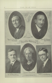 Page 6, 1922 Edition, Allegheny High School - Wah Hoo Yearbook (Pittsburgh, PA) online yearbook collection