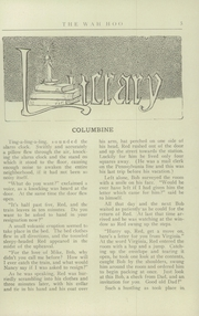 Page 7, 1922 Edition, Allegheny High School - Wah Hoo Yearbook (Pittsburgh, PA) online yearbook collection