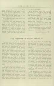 Page 9, 1922 Edition, Allegheny High School - Wah Hoo Yearbook (Pittsburgh, PA) online yearbook collection