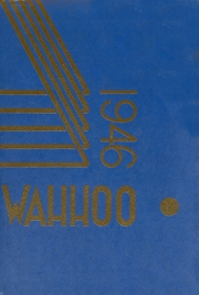 Allegheny High School - Wah Hoo Yearbook (Pittsburgh, PA) online yearbook collection, 1946 Edition, Cover