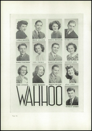 Page 10, 1946 Edition, Allegheny High School - Wah Hoo Yearbook (Pittsburgh, PA) online yearbook collection
