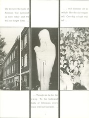 Page 6, 1965 Edition, Alleman High School - Pioneer (Rock Island, IL) online yearbook collection