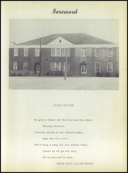 Page 9, 1953 Edition, Allen High School - Eagle Yearbook (Allen, TX) online yearbook collection