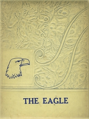 Allen High School - Eagle Yearbook (Allen, TX) online yearbook collection, 1954 Edition, Cover