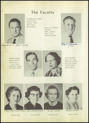 Page 12, 1954 Edition, Allen High School - Eagle Yearbook (Allen, TX) online yearbook collection