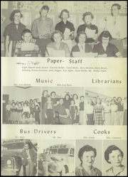 Page 13, 1954 Edition, Allen High School - Eagle Yearbook (Allen, TX) online yearbook collection